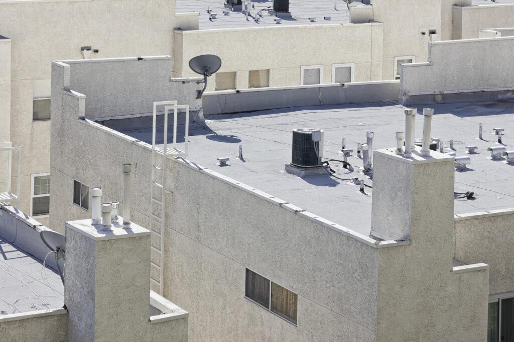 Apartment Roof Coating in Tucson